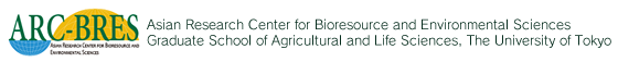 Asian Research Center for Bioresource and Environmental Sciences